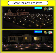 lawn lights illuminated outdoor decoration led