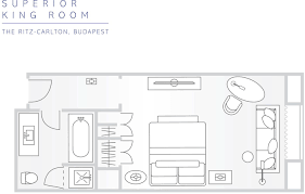 superior room in budapest the ritz carlton budapest