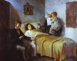 pablo picasso science and charity 1897