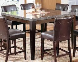 best counter height marble table u2014 carolina accessories u0026 decor