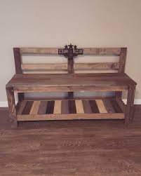 Wooden Pallet Bench Best 25 Pallet Benches Ideas On Pinterest Pallet Bench Pallets