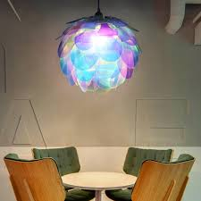 diy iq pendant ceiling light lamp shade suspension chandelier