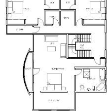 5 bedroom house plans house plans ghana 5 bedroom house plan in ghana for a 70 x 100ft land