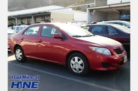 used toyota corolla for sale in san diego ca edmunds