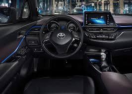toyota suv 2018 toyota c hr suv interior hybrid toyota suv 2018