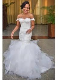Off The Shoulder Wedding Dresses New Wholesale Trumpet Mermaid Wedding Dresses High Quality