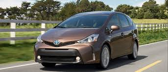 toyota offers the new prius v offers high tech performance