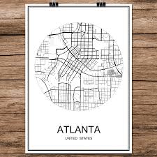 Atlanta Map Usa by Compare Prices On Usa Poster Map Online Shopping Buy Low Price