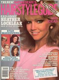 short hair style guide magazine heather locklear sophisticate s hairstyle guide magazine october