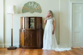 art deco photoshoot at portland house brides of winchester