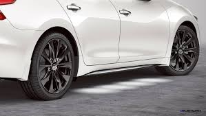 white nissan maxima 2016 nissan maxima pearl white rear view grey background zoom hd copy