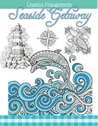 take me to the sea 30 themed coloring pages