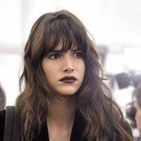 hairstyles with fringe bangs fringe hairstyles 2017 celebrity side ideas glamour uk