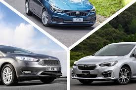 2016 subaru impreza hatchback 2016 holden astra r vs subaru impreza 2 0i l vs ford focus trend