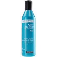 how to care for wave nouveau hair wave nouveau coiffure moisturizing finishing lotion