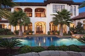 planning ideas mediterranean house plans with pools spanish