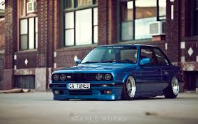bmw e30 slammed unexpected intentions u2013 catuned u0027s bmw e30 325is stanceworks com