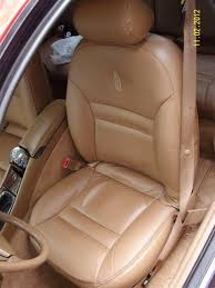 Car Seat Re Upholstery Super Coupe Performance Parts Mark Viii Premium Leather Seat
