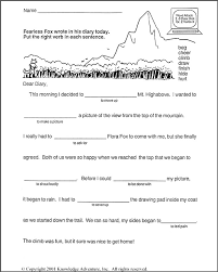 context clues worksheets for 4th grade worksheets