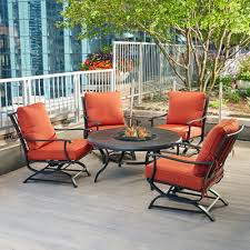 Steel Patio Chairs Metal Patio Furniture Sets Pieces The Home Depot