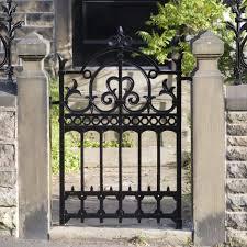 Garden Gate Garden Ideas Imperial Garden Gate Heritage Cast Iron Usa