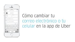hotmail y los mensajes en el movil cómo cambiar tu correo electrónico o tu celular en la app de uber