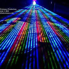 hire tribal existance productions laser light shows laser light