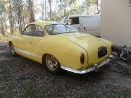 karmann volkswagen 1961 volkswagen karmann ghia car sales qld brisbane 2934055
