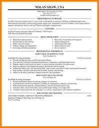patient care assistant resume care assistant cv template job