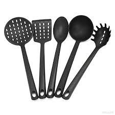 lot ustensiles de cuisine com four lot de 5 ustensiles de cuisine cuillère spatule cuillère