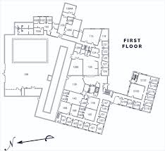 Laboratory Floor Plan Chase Ocean Engineering Lab Floor Plans The Center For Coastal