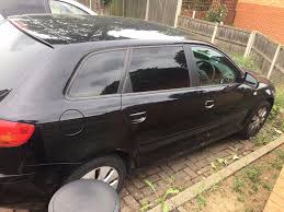 audi a3 hatchback black 1 6 ltrs manual petrol for cheap