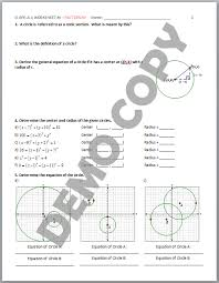 high geometry common core g gpe a 1 derive equation of