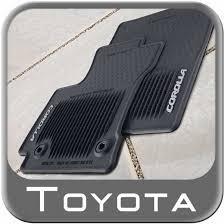 floor mats for toyota 2014 2016 toyota corolla rubber floor mats from brandsport