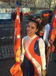 Uva Thanksgiving Performing In The Macy S Thanksgiving Day Parade The Washington