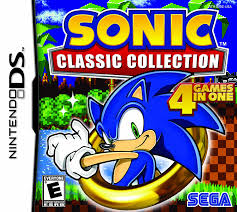 amazon com sonic classic collection sega of america inc video games