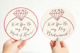 will you be my of honor gift check out this awesome will you be my diy bridesmaid