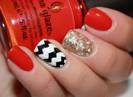 best black and white nail designs collection for ladies