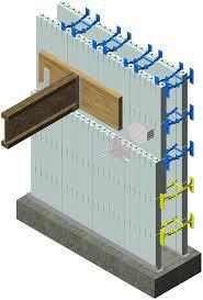 icf floor ledger attachment simpson icfvl attach ledger board