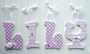 Decorating Wooden Letters For Nursery Decorative Wooden Letters Fascinating Wood Letter Wall Decor For
