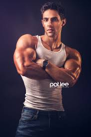 where can a guy get a good top knot style haircut ross rubin guys in tank top pinterest pat lee man body and