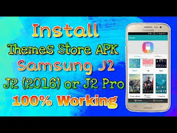 galaxy themes store apk how to install themes on samsung galaxy j2 2016 or j2 pro unstable