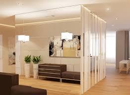 Office Interior Concepts Luxury Interior Design With Brown White Color Aprar