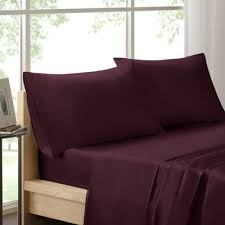 Plum Bed Set Buy Plum Sheets From Bed Bath Beyond