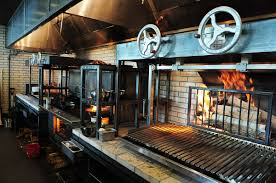 Restaurant Open Kitchen Design by I Love This Grill Setup For Outside Kitchen Catering Kitchen