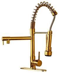 Contemporary Kitchen Faucet Venezuela Sink Faucet Gold Contemporary Kitchen Faucets By