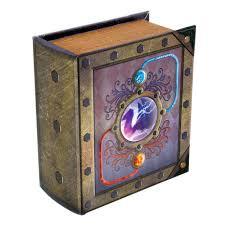 reaction grimoire pro tour deck box for mtg dnd wizardry foundry