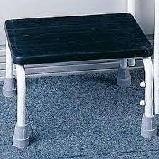 Bathroom Step Stool  Sports Supports Mobility Healthcare - Bathroom step