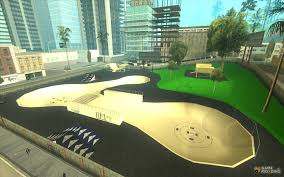 bmx park for gta san andreas