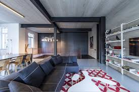 Loft Style Living Room Living Room Open Loft Style Tel Aviv Woont Love Your Home